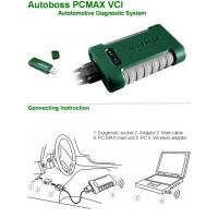 Wholesale Universal Car Diagnostic Scanner Autoboss PC-MAX Wireless VCI from china suppliers