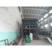 Wholesale 3mm - 6mm Thickness Roofing Sheet Forming Machine , Semi Automatic Tile Press Machine from china suppliers