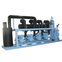 Wholesale Refcomp Cold Room Refrigeration Unit High Efficiency Screw Compressor Unit from china suppliers