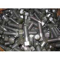 Wholesale 42CrMo 12.9 Hex Bolts and Nuts galvanize Segment bolts & nuts from china suppliers