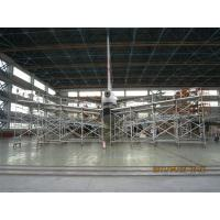 Wholesale Aircraft Liftable type Aluminium Alloy Scaffolding For Aviation Maintenance Platform from china suppliers