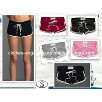 China Woman Home Casual Beach Pants /Cotton Pants Shorts The Sports Pant Swimming Trunks Digital Leisure Shorts on sale