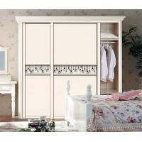 Wholesale Australia modular wardrobe design ,modern wardrobe sliding door fitting from china suppliers