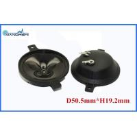 Wholesale 51MM Supper Round High Frequency Piezo Tweeter 20Khz Buzzer ABS from china suppliers