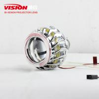 Quality China factory wholesale price Mini 2.5 inch DIY retrofit projector lens headlight for all car / motorcycle for sale