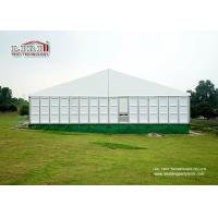Wholesale Sound Proof Outdoor Wedding Marquee Tent With Strong Frame For 500 People Event from china suppliers