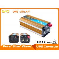 Wholesale 32-bits DSP Chipset 3000W 48V DC to 220V AC off grid solar inverter for car from china suppliers