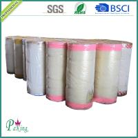 Quality Single Sided Color BOPP Film Packing Tape Jumbo Roll for sale