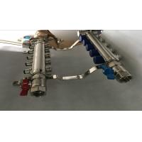 Wholesale Italy Style Intelligent Temperture Control 2 Port Underfloor Heating Manifold For Pex from china suppliers