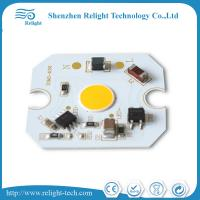 Wholesale 60W Driverless DOB High Power Led Module With Sanan / Bridgelux Chip, Warm White from china suppliers