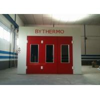 Wholesale Professional SUV Vehicle Spray Bake Paint Booth , Lacquer Spray Booth from china suppliers