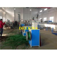 Wholesale PET Strap Production Line 9mm - 19mm Width Plastic Packing Rope Machine from china suppliers
