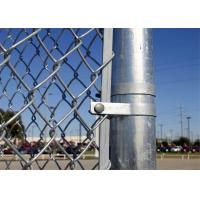 Wholesale china supplier barbed wire chain link fence, stainless steel chain link fence from china suppliers