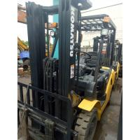 Wholesale Origin from Japan Cheap price Good  quality 3 ton  used Komatsu 30  forklift truck for sale from china suppliers