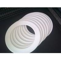 Quality Food Grade EPDM Rubber Gasket Pollution Free With Beige , White Color for sale