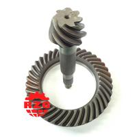 Wholesale Spiral Bevel Crown Wheel & Pinion Gear adopted on Agricultural Machinery from china suppliers