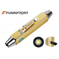 Buy cheap Dual Light Source Pro Jade LED Flashlight 120V - 240V Direct Charge Gem Torch from wholesalers
