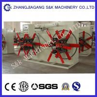 Wholesale Automatic Plastic Pipe Winding Machine High efficiency Coiler 10-40N M Powe from china suppliers