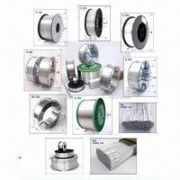 Wholesale Welding Wire/Consumables, Various and Superior Aluminum Wire/Rods are Available from china suppliers