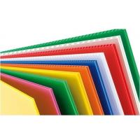 Buy cheap PP Hollow Sheet , PP Corrugated Sheet , Flute PP Board from wholesalers