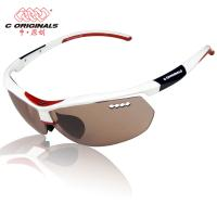 Wholesale Ultraviolet - Proof Lens for Bicycle Helmet / Color Adjustable Sport Sunglasses for Biking from china suppliers