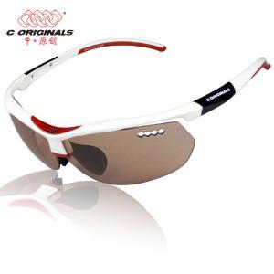 Quality Ultraviolet - Proof Lens for Bicycle Helmet / Color Adjustable Sport Sunglasses for Biking for sale