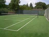 Wholesale 12mm wear resiatance tennis soft artificial turf durable colored from china suppliers