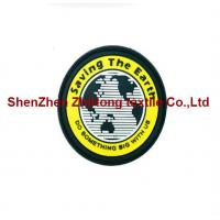 Wholesale Customized logo design PVC badge/medal/epaulet/armband from china suppliers