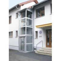 Wholesale Beautiful space layout Home Elevator Lift Permanent magnet synchronous from china suppliers