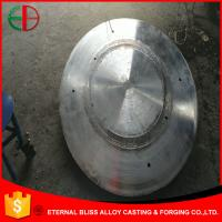 Wholesale GB 5680 ZGMn 13-5 Circular Wear Casting Impact Value ≥150J  Sand Cast Process  EB12021 from china suppliers