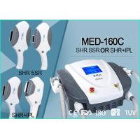 Wholesale 3000W SSR SHR Ipl Hair Removal Machine , Multifunctional Beauty Salon Equipment from china suppliers