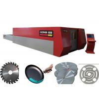 Wholesale 1000 W Fiber Sheet Metal Laser Cutting Machine With High Speed , Water Cooling from china suppliers