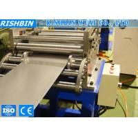 Wholesale 18 Stations Rack Shelf Frame Cold Roll Forming Machine with Servo Feeding System from china suppliers