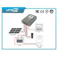 Wholesale 20A 30A 40A solar charge controller 12v 24v 36v 48v solar system MPPT from china suppliers