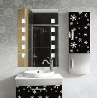 Wholesale Rectangular Frameless Bathroom Mirror / Decorative Wall Mirrors For Bathrooms from china suppliers