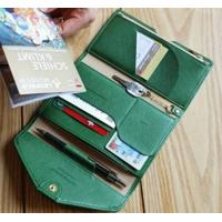 Wholesale PU Tripping Wallet Passport Holder Passport Wallet for Traver from china suppliers