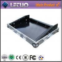 Wholesale LT-FC124 wholesale aluminium flight case with foam ata road flight case for mixer from china suppliers