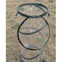 Wholesale Clear Poray Garden Cloche , 70*110 Haxnicks Twist Up Tomato Cloche 70x70x22/10pcs garden shade netting from china suppliers
