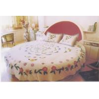Wholesale Satin Cotton Hotel Check Bedsheet from china suppliers