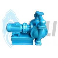 Wholesale Food Field Alumium Double Diaphragm Pump Electric Operated No Leakage from china suppliers