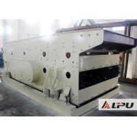 Wholesale 3 Layer Elliptical Vibrating Screening Machine With Rubber Mesh from china suppliers
