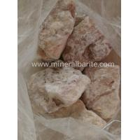 Wholesale BaSO4 / SrSO4 95% Barite Minerals Ore For Barium Compounds from china suppliers