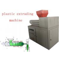 Wholesale Pvc Extruder Machine , Frequency Speed Adjust Plastics Extrusion Machinery from china suppliers
