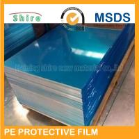 PE Cling Film Low Tack Protection Tape For Mirror Stainless Steel Sheet Surface