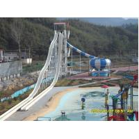 Wholesale Optical Vertical Adult Water Slides , Extreme Water Slides 12m For Water Park from china suppliers