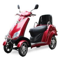 Wholesale Old Man 4 Wheel Electric Scooter Customized 500W Four Wheel Electric Scooter from china suppliers