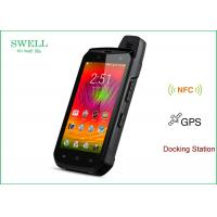 Quality Rugged Industrial Smartphone 5 inch 4G 64G Octa core MT6755 IP68 B8000 Model for sale