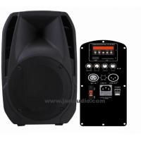 Wholesale 90 / 180 W Plastic Cabinet Speaker PA Audio System For Stage Show from china suppliers