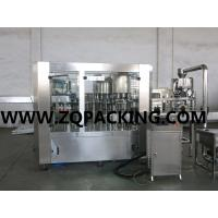 Wholesale CE certificate Drinking Water Rinsing Filling Capping machine from china suppliers