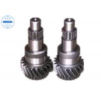Wholesale 4000mm Length Black Oxide Forged Worm Gear Shaft Assembly For Large Equipment from china suppliers